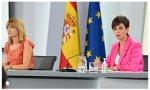 María Jesús Montero mentía mucho mejor que Isabel Rodríguez (derecha de la imagen) pero, además, practicaba el juego limpio