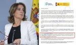 La ecologista Ribera debería escuchar más a la diputada del PP Elvira Rodríguez y al CEO de Repsol, Josu Jon Imaz