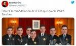 Pedro Sánchez aún no ha caído en la cuenta de que no puede mandar a otros poderes del Estado