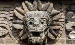 Uno de los crueles dioses aztecas