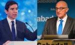 Han cambiado muchas cosas y ahora, Carlos Torres y Josep Oliu ven la posible fusión de otra manera