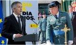 Marlaska respira: el cese de Pérez de los Cobos al frente de la Comandancia de Madrid fue ajustado a derecho, según la AN
