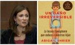 "Abigail Shrier, autora de ""Un daño irreversible"""