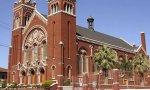 Una iglesia católica de EEUU