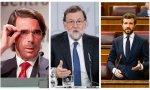 En materia de principios, la cobardía es la marca del Partido Popular: comenzó con Aznar, creció con Rajoy y nadie espera que Casado cambie el curso de las cosas
