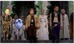 Juzguen ustedes mismos qué les parece esta versión de 'Star Wars' a la española con protagonistas del primer nivel político: Sánchez, Ayuso, Casado o Abascal