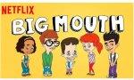 Un informe recopila que, a lo largo de la serie 'Big Mouth' se han encontrado 190 referencias sexuales