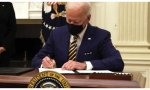 """Biden dijo que Estados Unidos hizo un """"compromiso sagrado"""" para defender a los aliados de la OTAN en Canadá y Europa"""