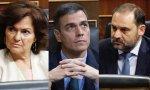 Carmen Calvo presidirá la Comisión de Igualdad y José Luis Ábalos la de Interior, pero no es lo mismo. Mola más ser ministro