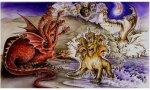 Bestias del Mar y de la Tierra, del Apocalipsis