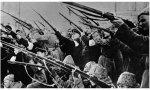 Al amanecer del día 17 de enero de 1918 un pelotón de fusilamiento disparó unas generosas ráfagas de ametralladoras contra el cielo de Moscú, para cumplir la sentencia de muerte contra Dios