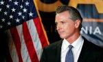 El abortista gobernador de California, Gavin Newsom