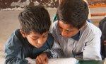 Una escuela católica en Pakistán