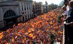 Manifestación en Barcelona. El Gobierno, muy cabreado con Renfe: no fletó más trenes