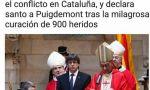 El milagro de Puigdemont