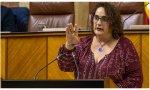 Ángela Aguilera, (Adelante Andalucía): Eta no existe... y Adolf Hitler, tampoco