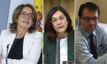 La talibana ecológica Ribera pone deberes a Cani Fernández y a su propio marido, Mariano Bacigalupo, entre otros