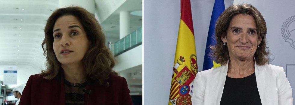 Benali y Ribera, las caras de la Transición Energética a los dos lados del estrecho de Gibraltar
