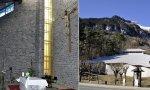 En la Iglesia de Nuestra Señora del Pilar, en Canfranc, hay una muestra del proceso desacralizador del Sacramento de la Eucaristía