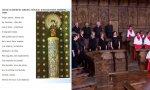 Tú a la victoria nos llevarás, es una de las frases del himno a la Virgen del Pilar