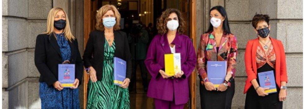 María Jesús Montero ha presentado este miércoles en el Congreso, es que son las cuentas de un Gobierno progresista