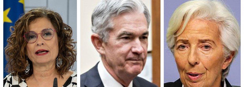 Montero, Powell y Lagarde, ¿saben algo que nosotros no sepamos?