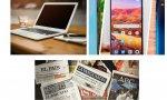 Google se ha convertido en el verdugo de la prensa; Facebook, verdugo del libro