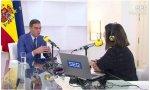Hoy, en una entrevista en la SER, Sánchez se ha referido a la derogación de la reforma laboral de manera muy genérica