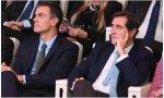 Hasta el presidente de la CEOE, Antonio Garamendi se enfrenta a Sánchez