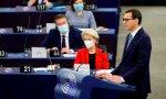"""El primer ministro polaco, Mateusz Morawiecki, le recuerda a la presidenta de la Comisión Europea, Ursula von der Leyen: """"La UE no es un estado"""""""