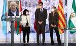 El fundador de Inditex es el mayor donante de la Sanidad pública española, pero le gusta la discreción, por eso no estuvo en Moncloa para la foto, pero sí su segunda esposa, Flora Pérez Marcote