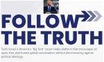 """""""Creé TRUTH Social y TMTG para plantar cara a la tiranía de la Big Tech"""", dijo Trump."""