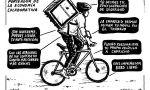 Esto es economía colaborativa y circular: repartir pizzas