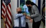 Cuidado Joe, cargarse la libertad te puede hacer perder la Casa Blanca