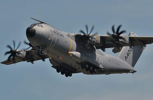 Airbus. El A400M, la gran mentira alemana contra España