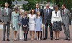 Felipe VI 'impone' a la Reina Letizia la educación cristiana de las infantas