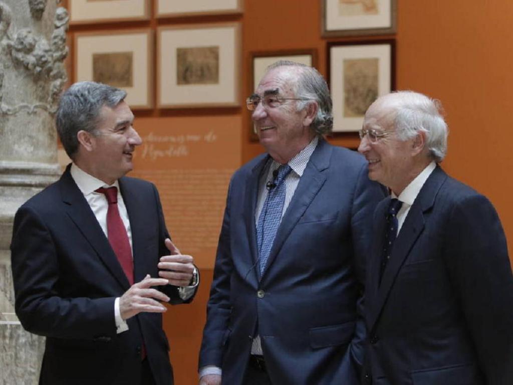 Ibercaja o la retirada en falso de Amado Franco