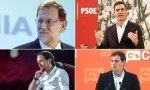 Rajoy procede de Smith, Sánchez de Cavour, Iglesias de Lenin y Rivera de Rousseau