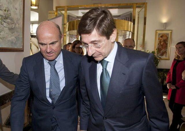 Goiri no cede a las presiones de Economía: ningún directivo de BMN entrará en el Comité de Dirección de Bankia