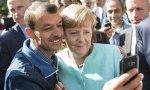 Refugiados y Merkel