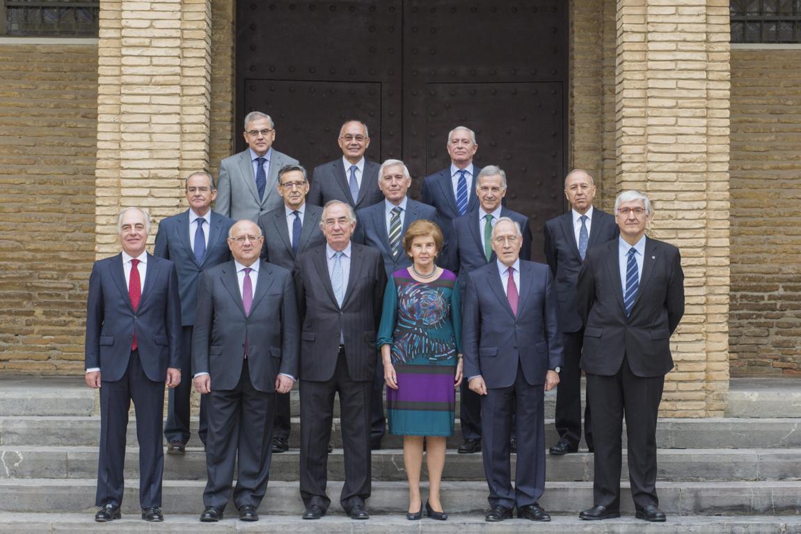 Ibercaja. Ojo, Amado Franco recupera la Presidencia de la Fundación: el banco seguirá independiente