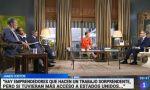 Servilismo de España y de RTVE ante el embajador de EEUU, James Costos