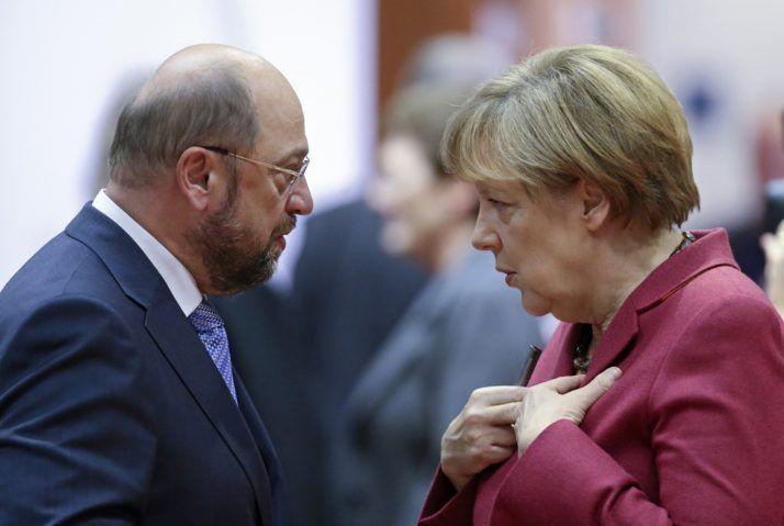 Alemania. Martin Schulz: 'Estos son mis principios, pero si no te gustan, tengo otros'