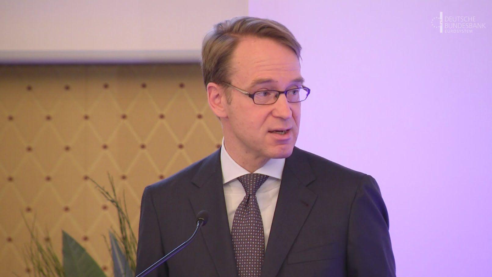 El alemán Weidmann prepara su candidatura al BCE, con el apoyo de Rajoy