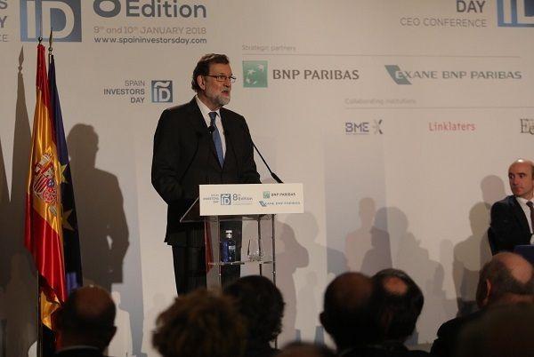 """Rajoy, en modo triunfalista: de la peor crisis a la """"etapa expansiva más larga de nuestra historia"""""""