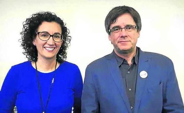 JxCat y ERC siguen en el monte...separatista: pactan la investidura de Puigdemont y una mesa del Parlament independentista