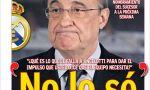El ejercicio del poder según Florentino: lágrimas de cocodrilo por Ancelotti