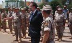 Militares españoles en Mali. ¡Qué gran vasallo si hubiera buen señor!