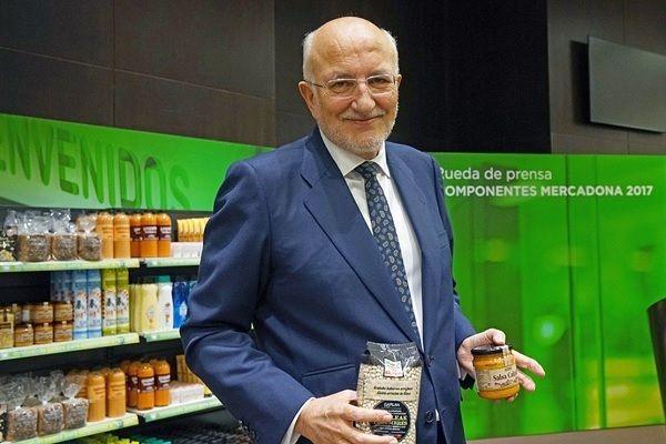Mercadona. Juan Roig renuncia a ser el interlocutor de los empresarios con el Gobierno