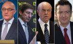 Oliu quiere fusionarse con Bankia; Goiri quiere una fusión con BBVA y FG quiere no jubilarse